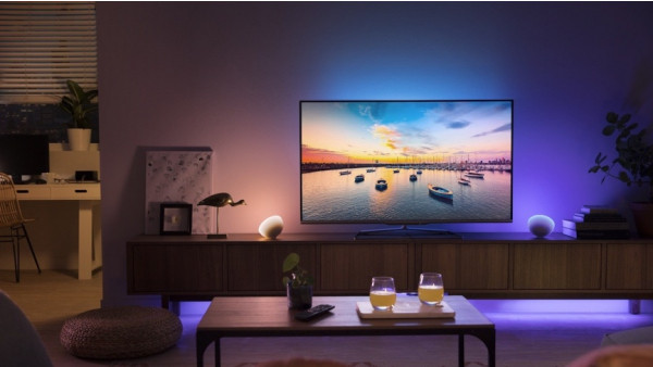 Philips' Hue Sync app goes live: Match your smart lights to