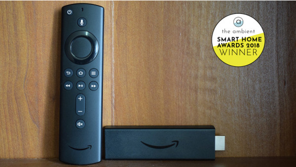 Why the Amazon Fire TV Stick 4K is our Home Entertainment Tech award