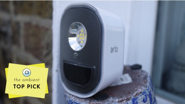 Arlo Security Light Review