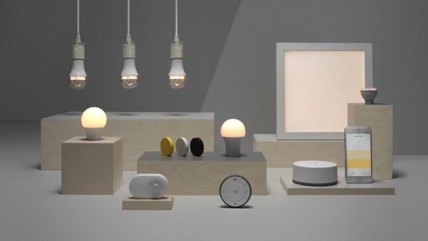 Ikea Trådfri Lights To Google Home