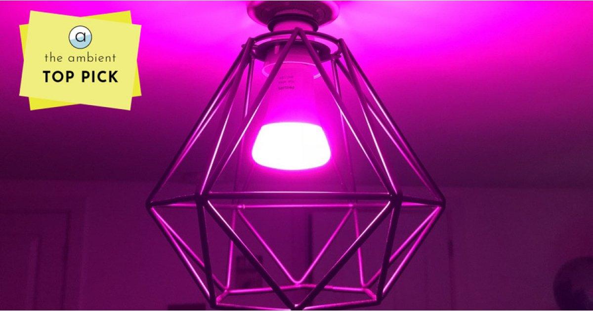 OSRAM Smart Apple LED Garden Bollard Zigbee Amazon Echo Plus Post Lamp
