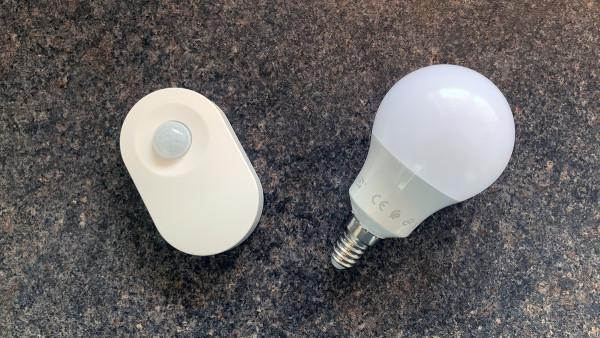 How To Set Up Your Ikea Tr 229 Dfri Lights With A Motion Sensor
