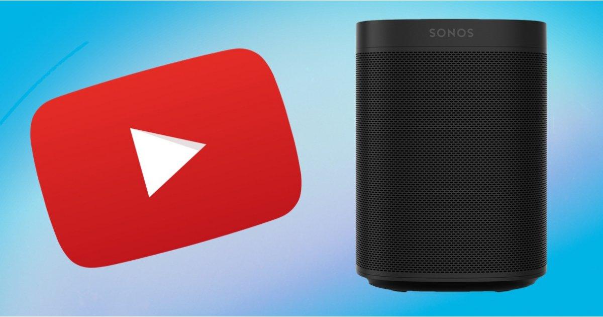 Cómo reproducir YouTube en Sonos
