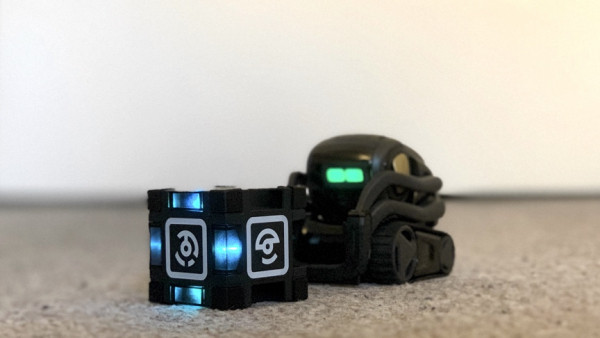 Anki, creator of the Alexa-powered Vector robot, is powering
