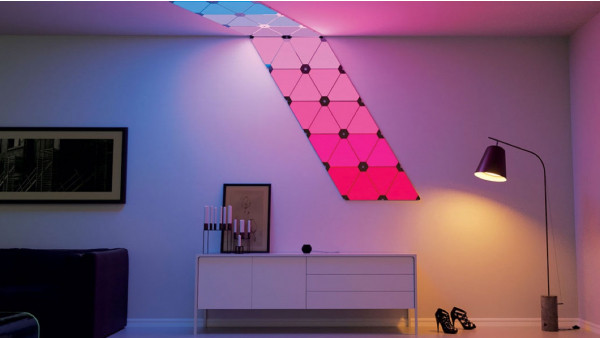 Nanoleaf Canvas Create Your Own Masterpiece Youtube 8