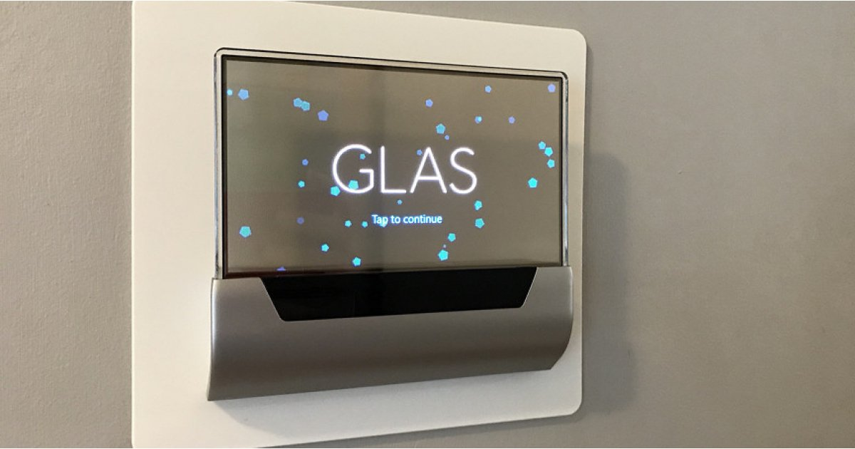 Glas thermostat drops Cortana as assistant retreats further from smart home