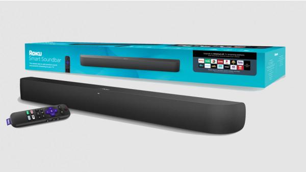 Roku made a soundbar that doubles as a streaming box