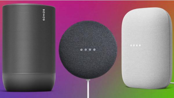 Google Home Speaker Guide Best Smart Speakers With Google Assistant Built In