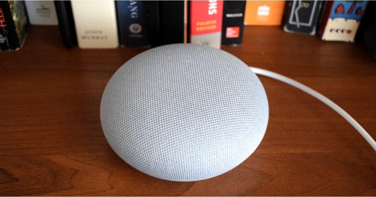 conversación continua en Google Home