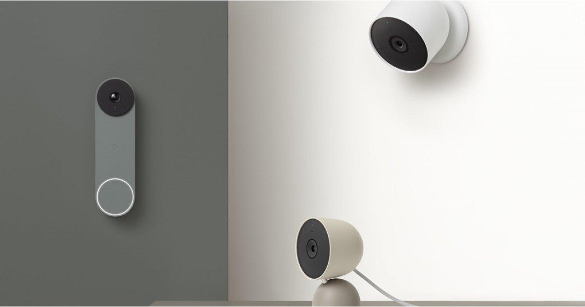 Nuevas Cámaras Google Nest