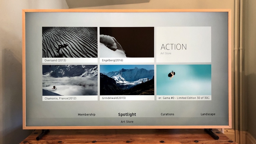 Living with Samsung's The Frame TV – almost as pretty as a
