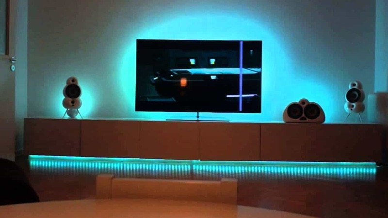 Philips Hue Tv Light Strip.How To Set Up Philips Hue Lightstrips And Create Cool Lighting