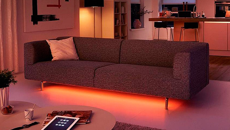 How to set up philips hue lightstrips and create cool lighting aloadofball Gallery