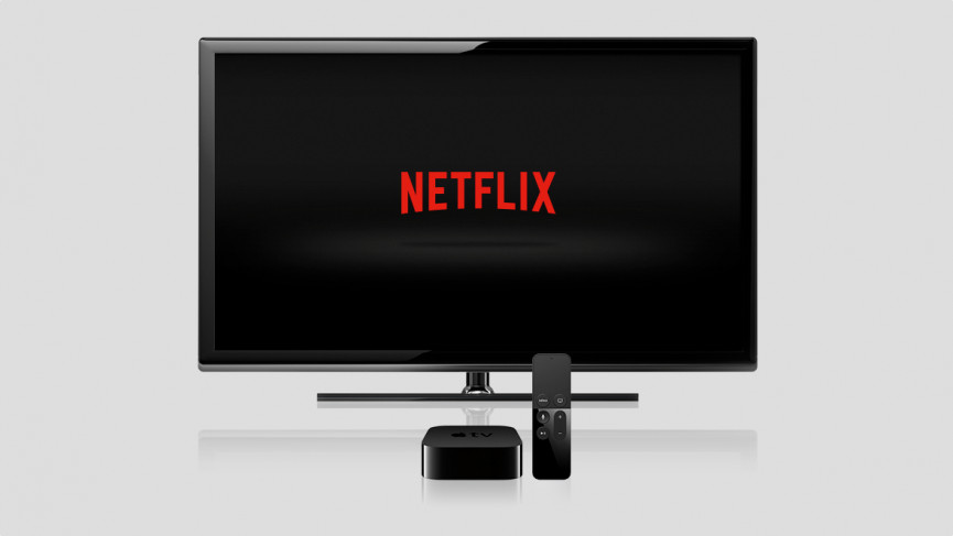 apple tv 4k netflix