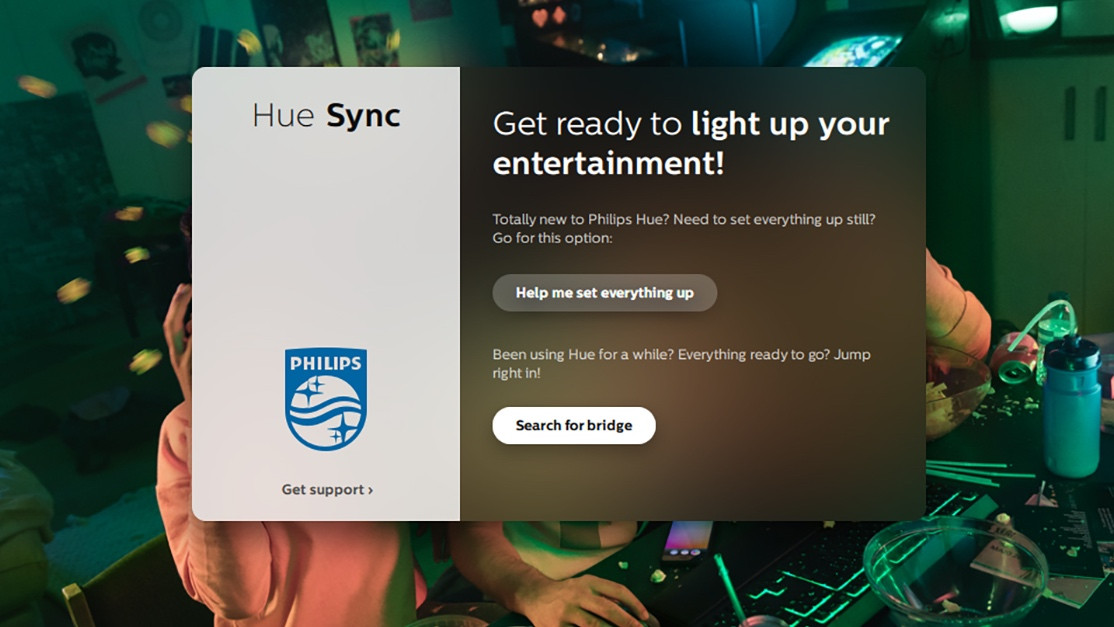 Hue Sync explained: How to sync Philips Hue to your movies and games
