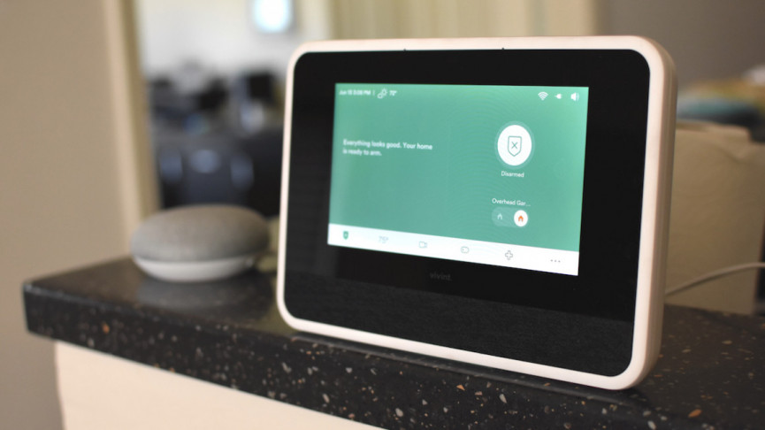 & The best smart home security alarm system