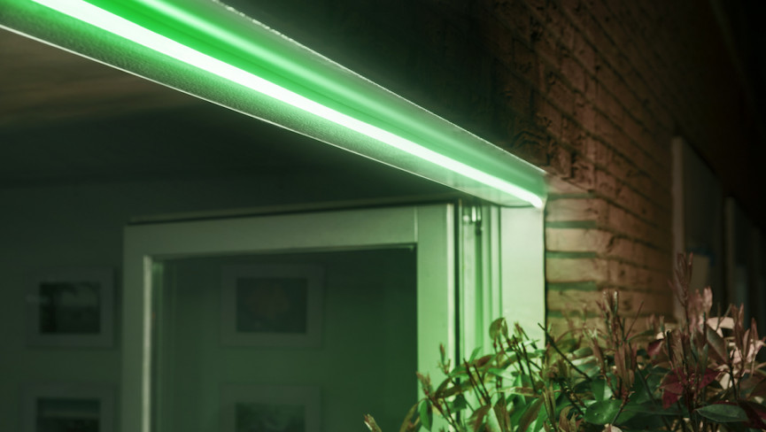 How To Set Up Philips Hue Lightstrips And Create Cool Lighting