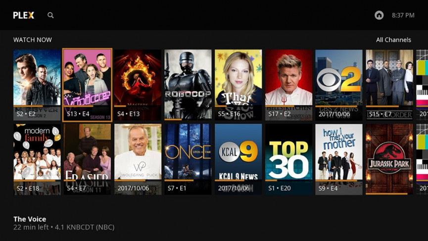 How to use Plex to get videos on all your smart devices at home