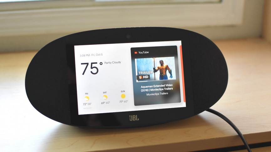 JBL Link View review