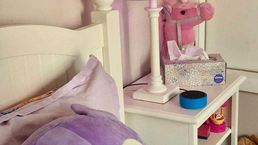 Tocca ad Alexa raccontare le favole ai bambini prima della nanna?