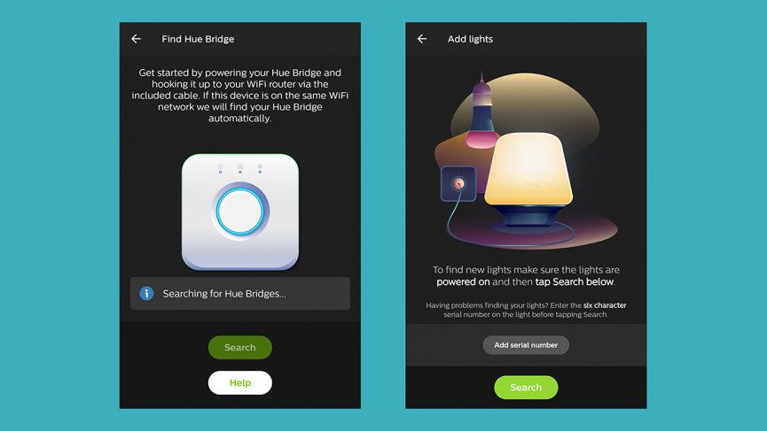 How to connect Philips Hue to Google Home