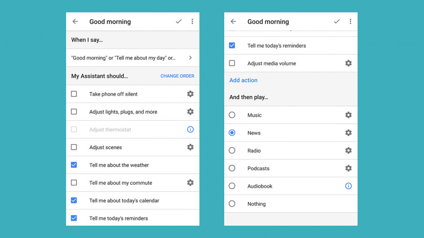 How To Set Up Routines With Google Assistant And Google Home