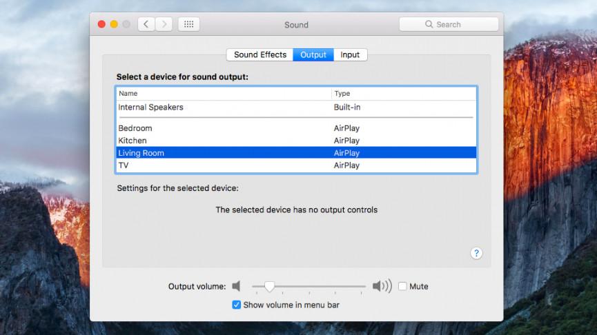 stream mac sound apple tv