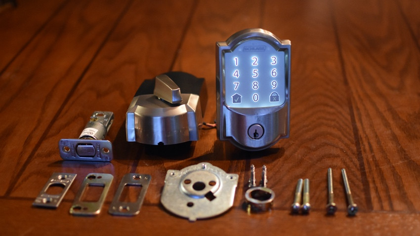 Schlage Encode Smart Wifi Deadbolt Review Hub Free For A