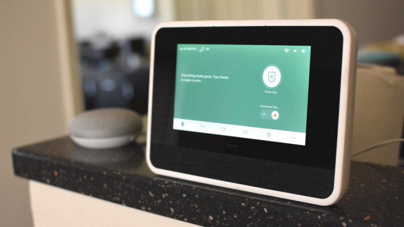 Vivint Smart Home Review An Excellent All In One Smart