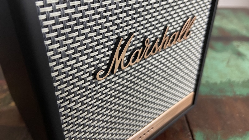 Marshall Uxbridge Voice Design and hardware