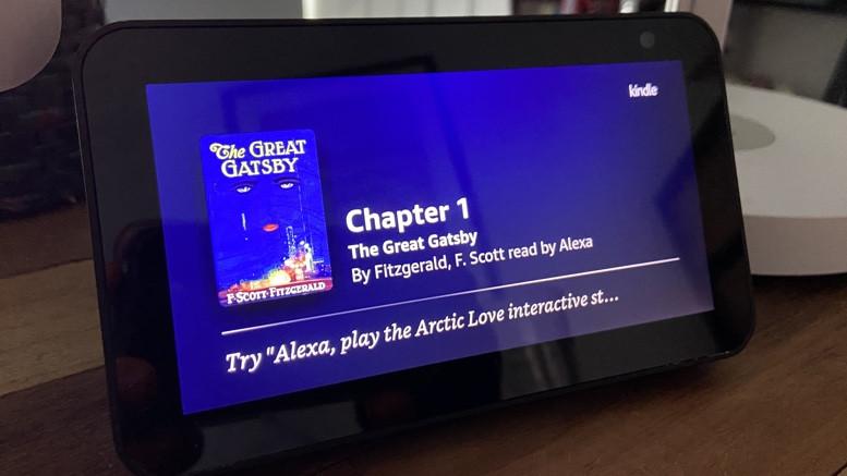 Alexa Léeme un Libro