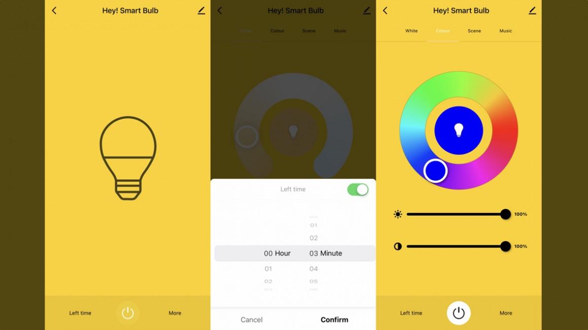Smart Life controls smart lights