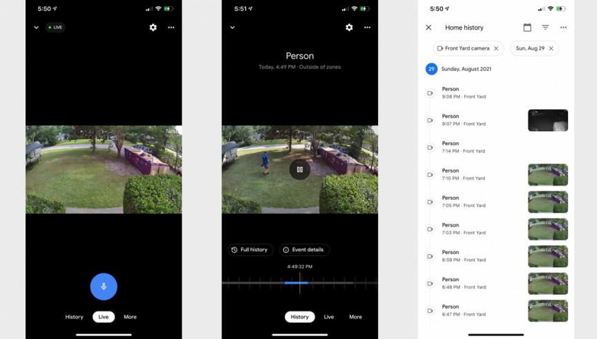Google Nest Cam review: RIP Nest, this cam is Google through and through